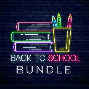 Back to School Themed Bundle Pack✏️📓